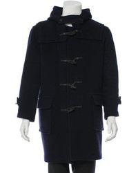 Burberry Toggle Coat