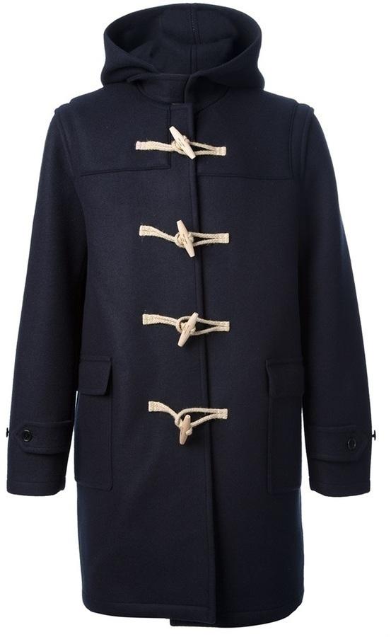 Saint Laurent Western Duffle Coat