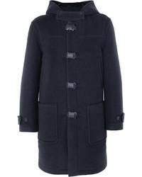 Christopher Kane Wool And Alpaca Blend Duffle Coat