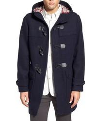 Ben Sherman Wool Blend Duffle Coat