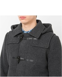 Uniqlo Wool Blended Duffle Coat | Where to buy & how to wear