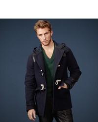 Belstaff Woolston Wool Coat In Wool Duffle