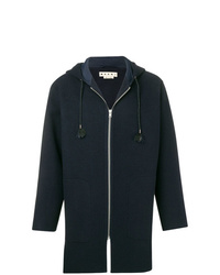 Marni Zip Up Duffle Coat