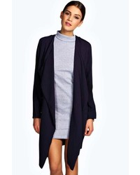 Boohoo Imogen Longline Lightweght Trench