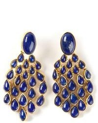 Aurelie Bidermann Cherokee Earrings