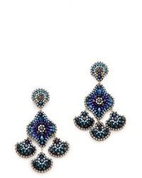 Miguel Ases Mar Earrings