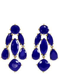 Kate Spade New York Accessories Midnight Statet Earrings