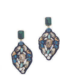 J.Crew Seaport Stone Earrings
