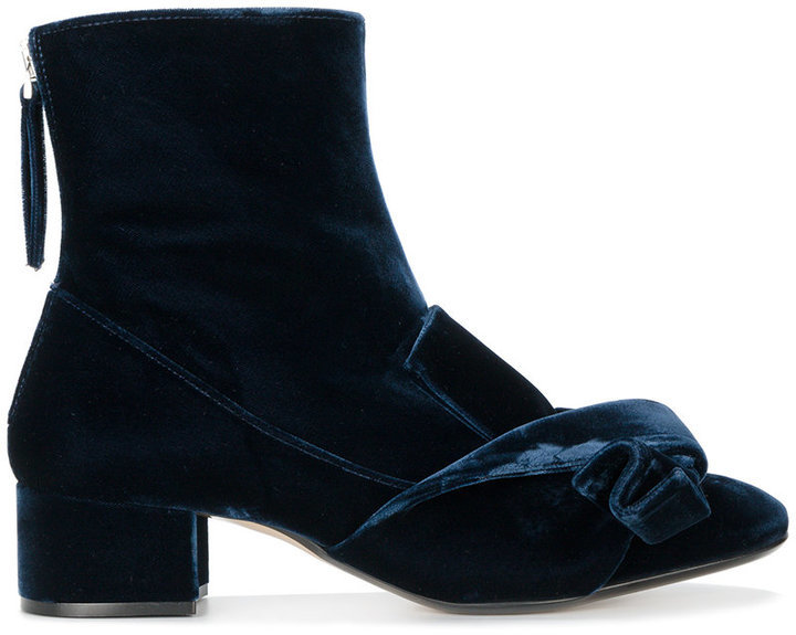 No21 Bow embellished boots nmh7HubW