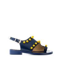 Toga Pulla Embellished Sandals