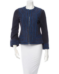 Tory Burch Suede Jacket
