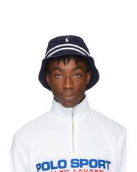 Polo Ralph Lauren Navy Bucket Hat