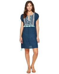 Seafolly Embroidered Cover Up Swimwear