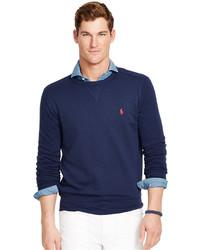 Polo Ralph Lauren Terry Crew Neck Pullover