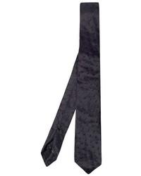 Dolce & Gabbana Polka Dot Jacquard Silk Tie