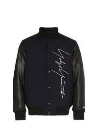 Yohji Yamamoto Ed Wool Baseball Jacket