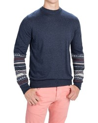 Barbour Fair Isle Cotton Cashmere Sweater