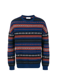 Pringle Of Scotland Fair Isle Jumper