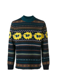 Sacai Patterned Jumper