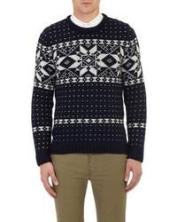 A.P.C. Yeti Snow Sweater