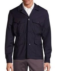Paul Smith Casual Four Pocket Nylon Jacket