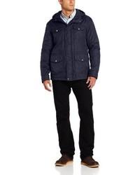 Dockers Four Pocket Field Hoodie Coat