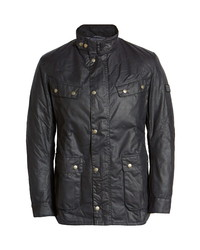Barbour Duke Water Resistant Waxed Cotton Jacket