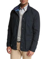 Harrison field jacket navy medium 925733