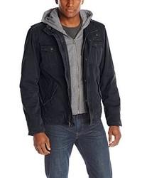 Levi's Four Pocket Hooded Jacket
