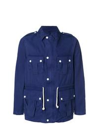 MAISON KITSUNÉ Maison Kitsun Point Collar Field Jacket