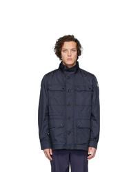 Moncler Navy Lez Jacket