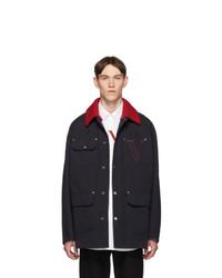 Valentino Navy Sailor Jacket