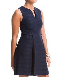 Cynthia Steffe Addison Fit Flare Dress Sleeveless