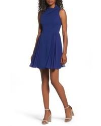 Betsey Johnson Fit Flare Dress