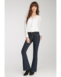 Forever 21 Classic Flared Jeans