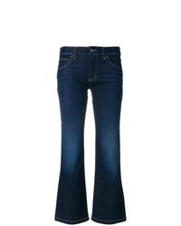Emporio Armani Cropped Denim Jeans