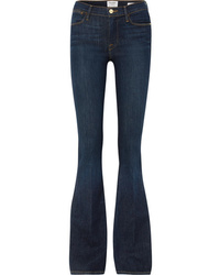 Frame Le High High Rise Flared Jeans