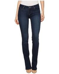 Paige Manhattan Boot In Drift Jeans