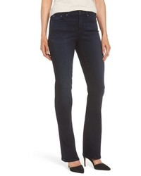 Petite barbara stretch bootcut jeans medium 4952615