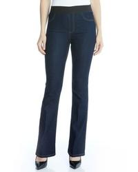 Karen Kane Pull On Bootcut Jeans