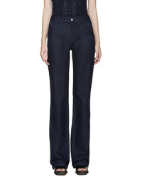 See by Chloe See By Chlo Indigo Flared Jeans