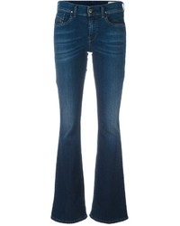 Diesel Stretch Flared Jeans