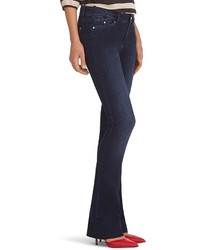 White House Black Market Curvy Skinny Flare Jeans | Where to buy ...
