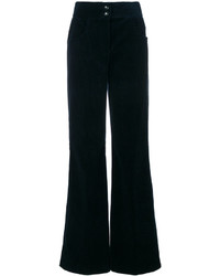 Etro Flared Corduroy Trousers