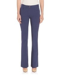 Peserico Four Way Stretch Flared Pants