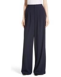 Shavon high waist side slit flare pants medium 5209671