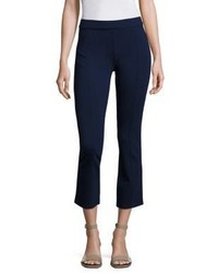 Tory Burch Stacey Cropped Flared Pants