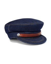JW Anderson Fisherman Med Denim Cap