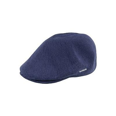 ... Kangol Hats Kangol Bamboo 507 Flat Cap Navy b963ef337048