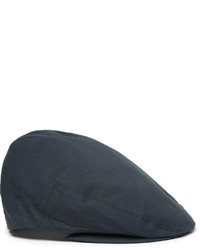 Lock & Co Hatters Water Repellent Shell Flat Cap